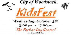 Kidsfest Event Flyer