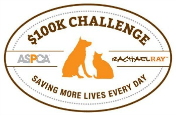 Rachael Ray - ASPCA $100K Challenge