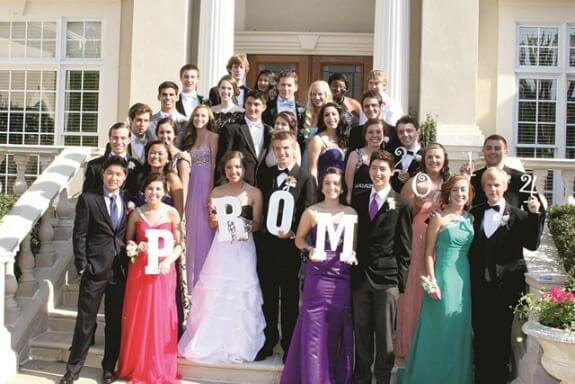 Etowah High School Prom 2014