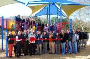 New Playground in Cherokee County