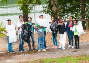 Clark Creek North Clean-up 0005