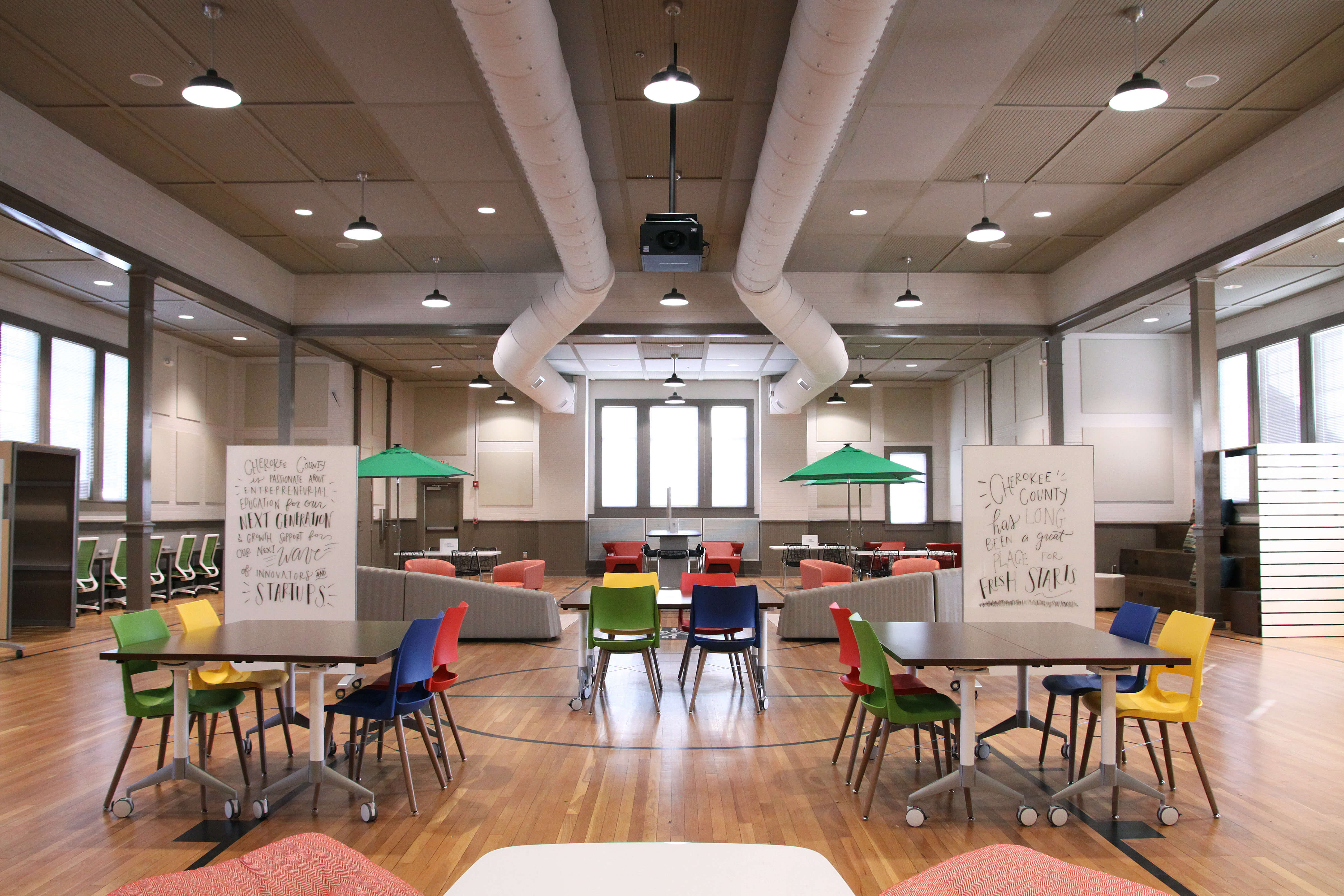 coworking space COED