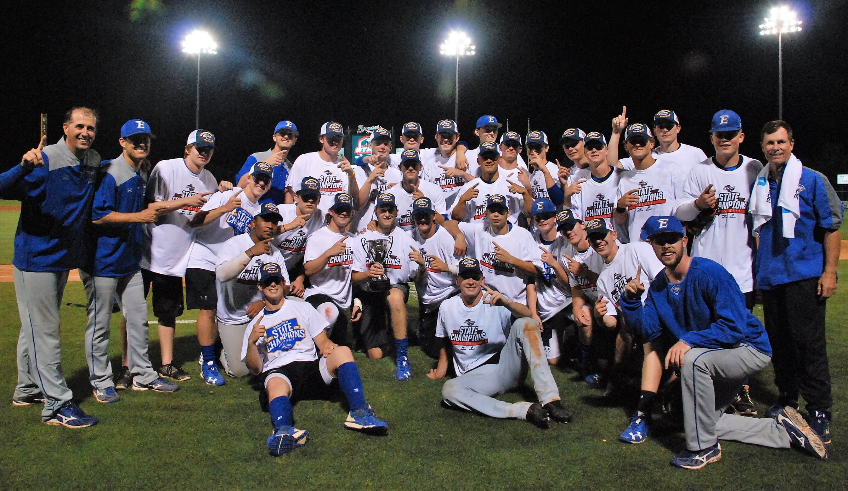 Etowah High School Wins State 7A Baseball Title