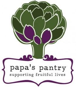 Papa's Pantry logo