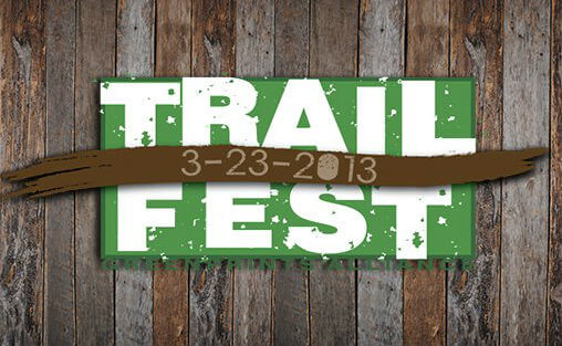 Trailfest 2013 Logo
