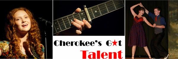 Cherokee's Got Talent