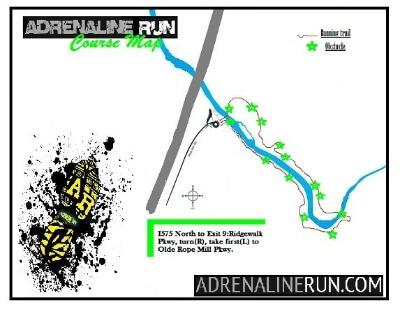 Adrenaline Run - Woodstock