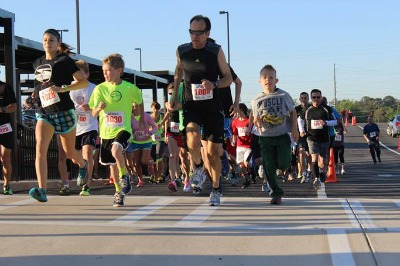 Towne Lake 5K Run For Malaria