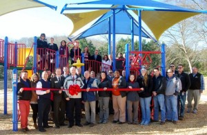 New Playground in Cherokee County