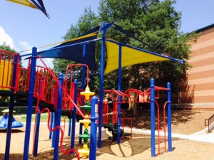 CRPA Recreation Center Playground