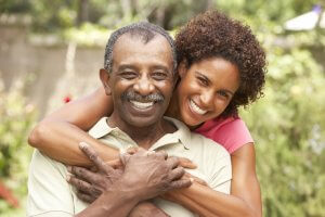older parents caregiver