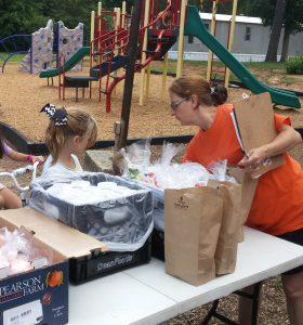 CCSD Summer Feeding 2017 Townelaker