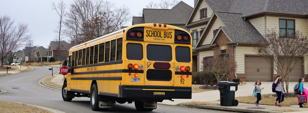 Cherokee County School District Bus System Townelaker