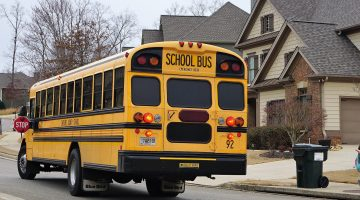Bus Tracking System Gives Parents Peace of Mind