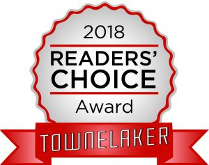 Readers Choice Awards Logo - Townelaker