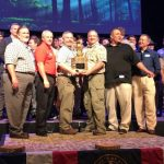 Number of Eagle Scouts Soars to 100