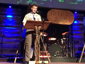 Eagle Scouts Townelaker