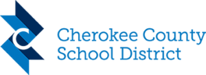 TowneLaker Cherokee County School District CCSD Logo
