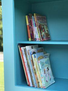 Bascomb Little Free Library Townelaker