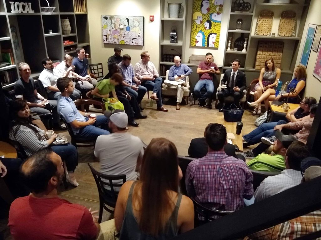 YPOW Young Professionals of Woodstock Townelaker