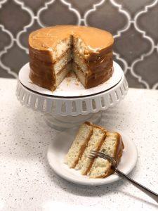 Caramel Cake townelaker