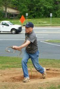 Cherokee County Senior Olympics Townelaker