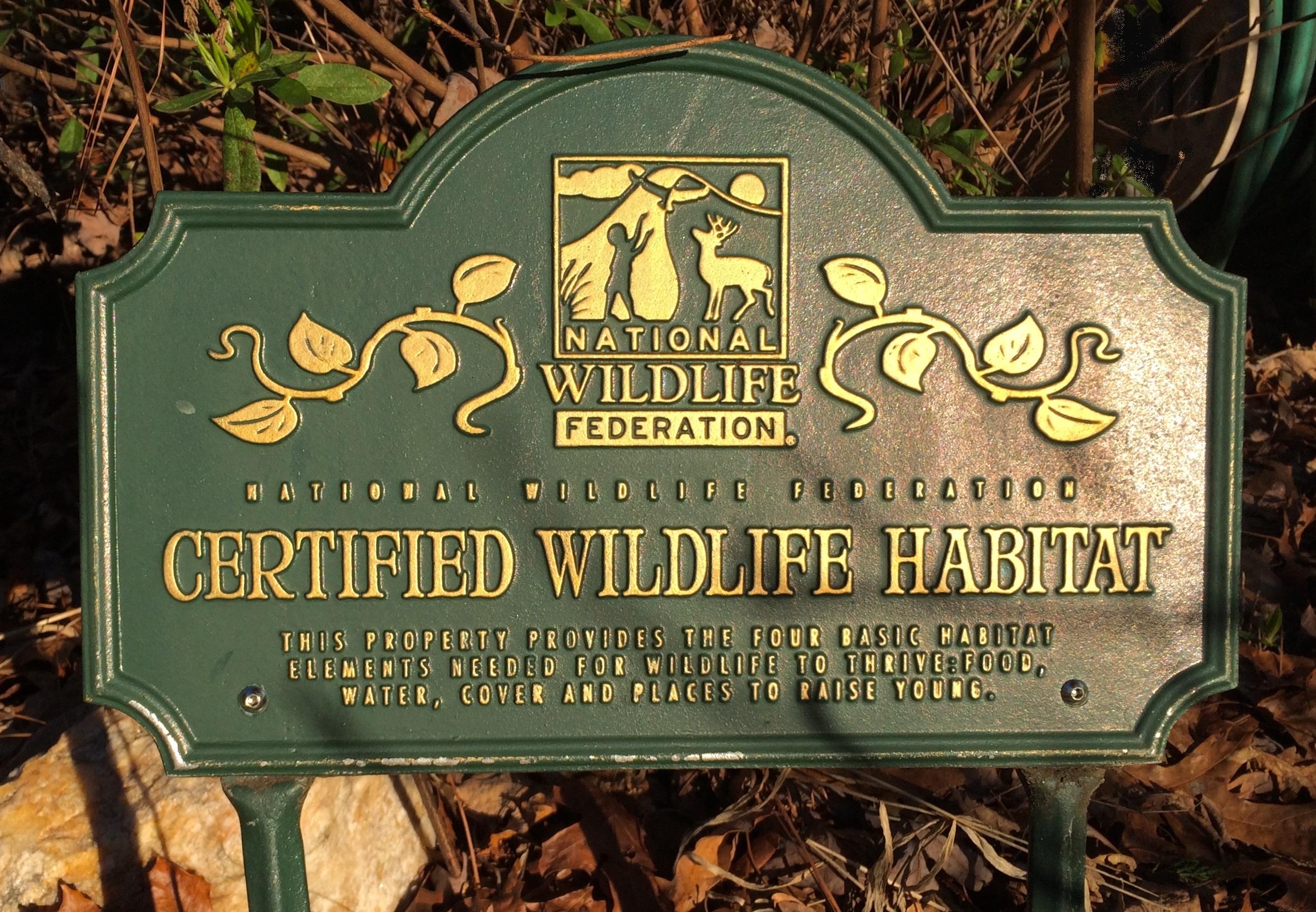 Wildlife Improves Property Values