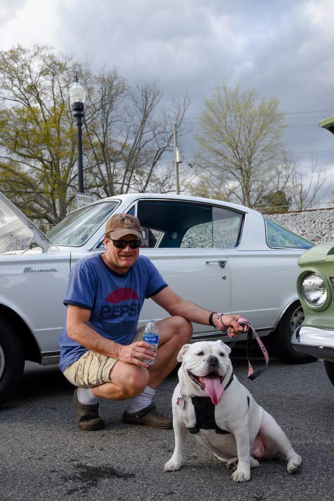 Spring Classic Car Cruise Townelaker