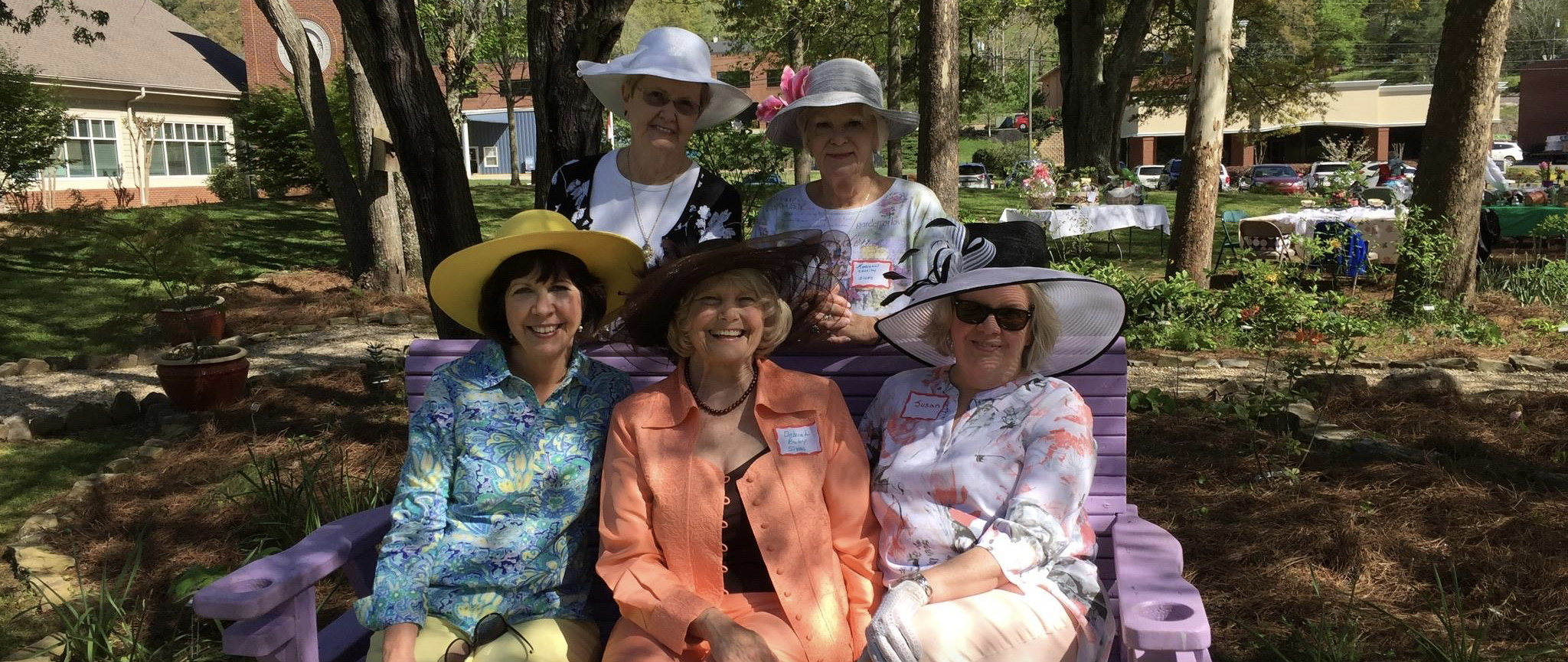 Digging Into Cherokee County's Garden Clubs