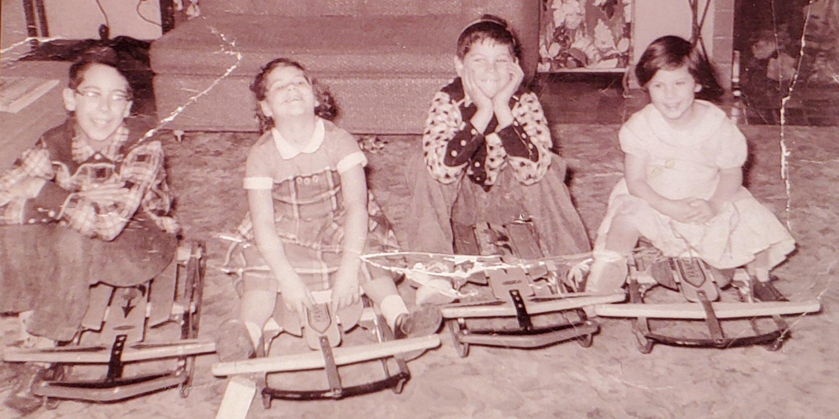 Hanukkah Evokes Memories of Childhood