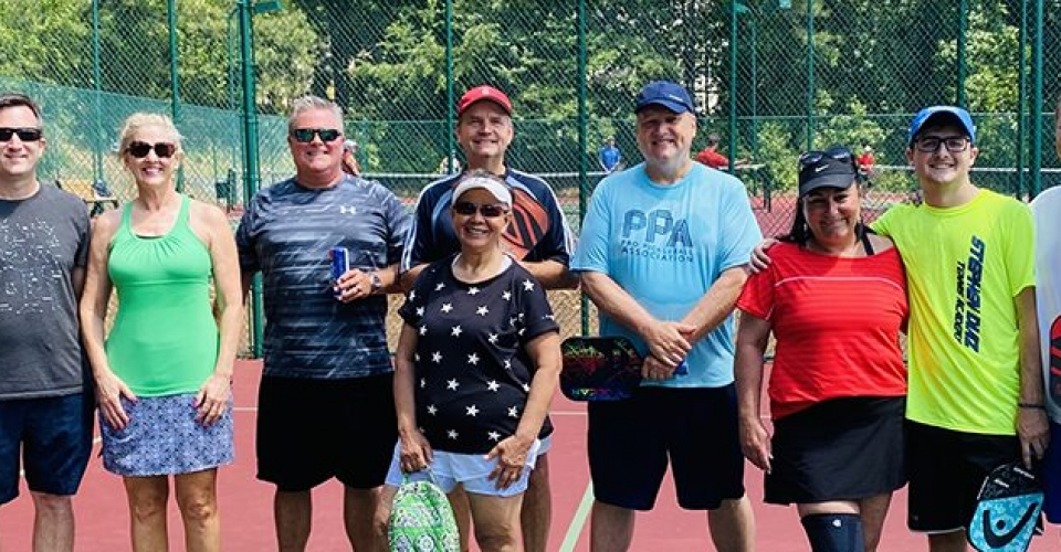 Let's Play Pickleball, Y'all!